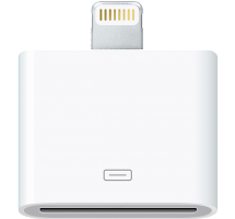 Адаптер Apple Lightning (30-контактный)